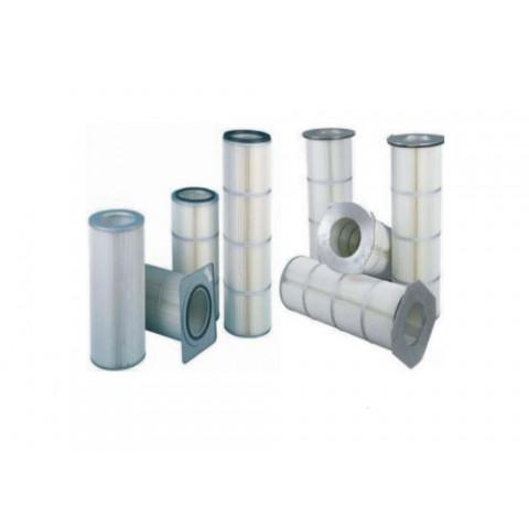 彈匣式集塵袋 / 粉塵過濾管 系列
